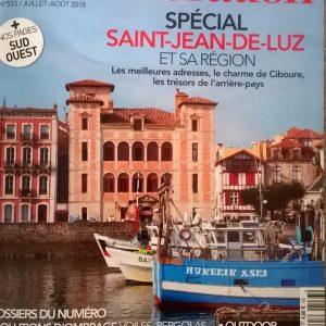 Special Saint Jean de Luz - Sud Ouest - Estelle Matczak